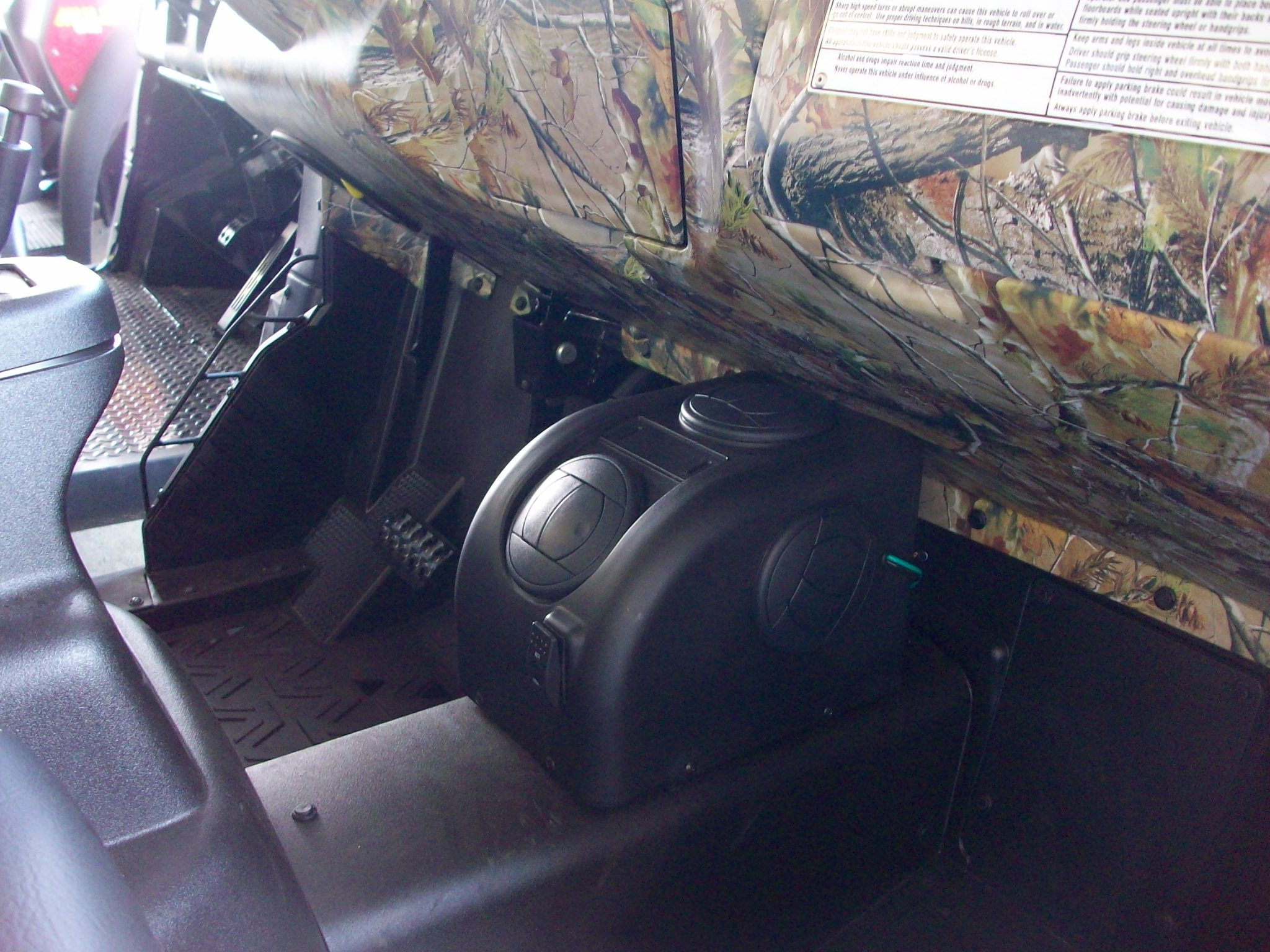 New Motoalliance Cab Heaters / $100 off sale - Kawasaki Teryx Forum