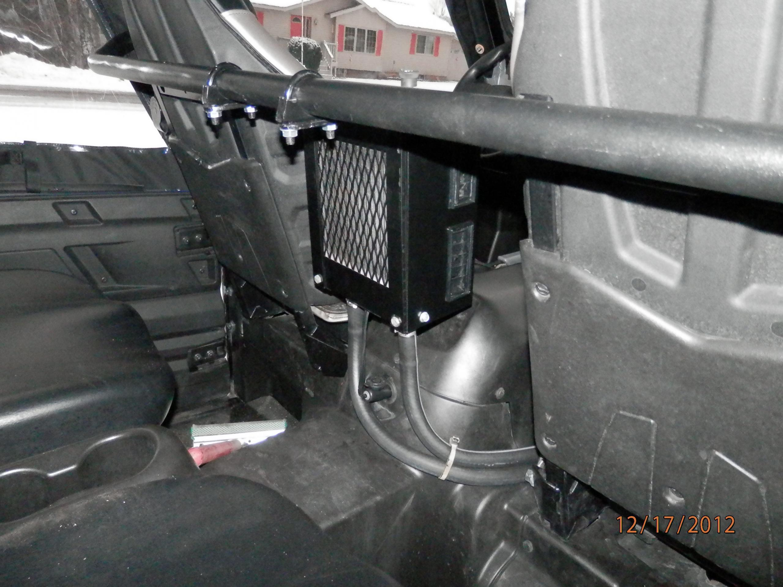 Heater Kawasaki Teryx Forum