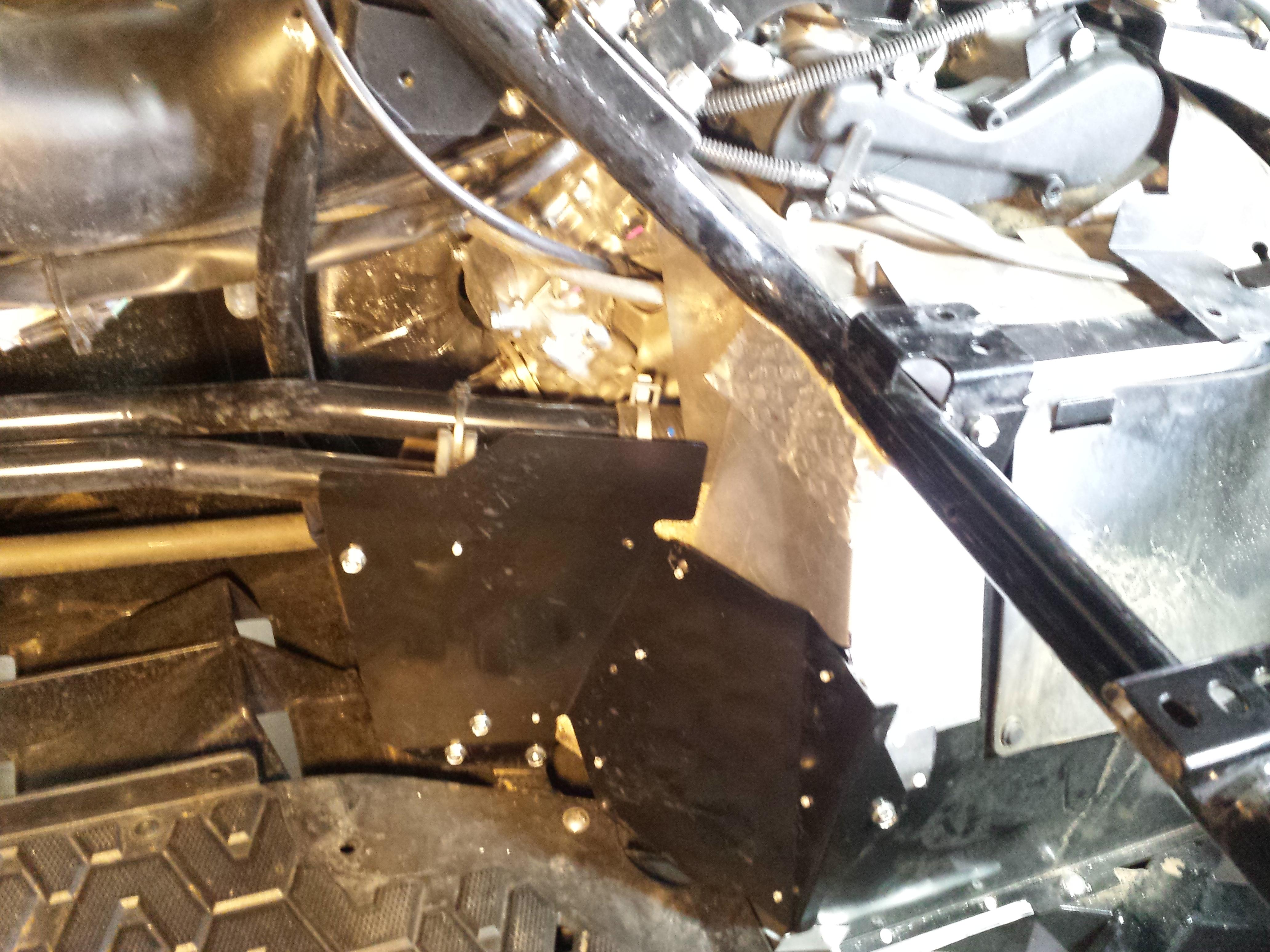 Is the extreme cabin heat problem fixed? - Kawasaki Teryx Forum