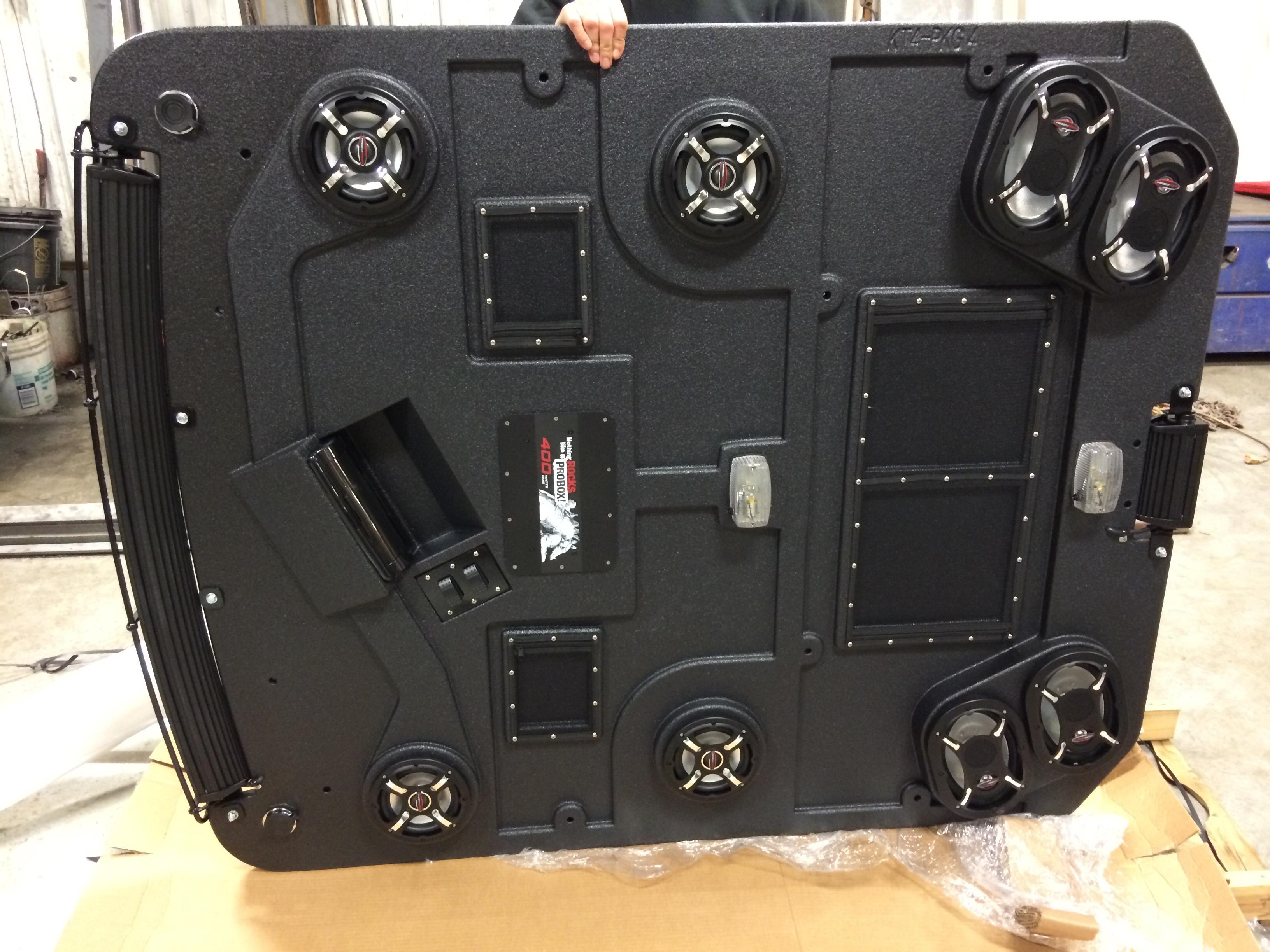 Jeep Wrangler Forums >> Probox Package 4 install complete. - Kawasaki Teryx Forum