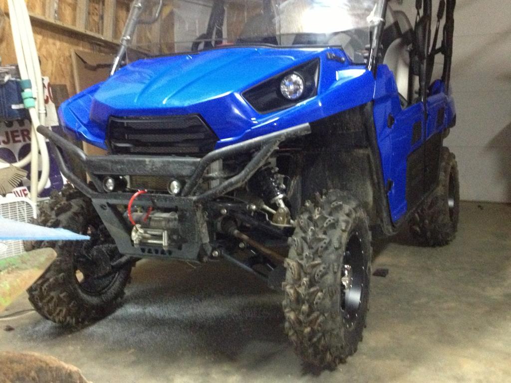 TERYX 4 lift & wheels & tires - Kawasaki Teryx Forum