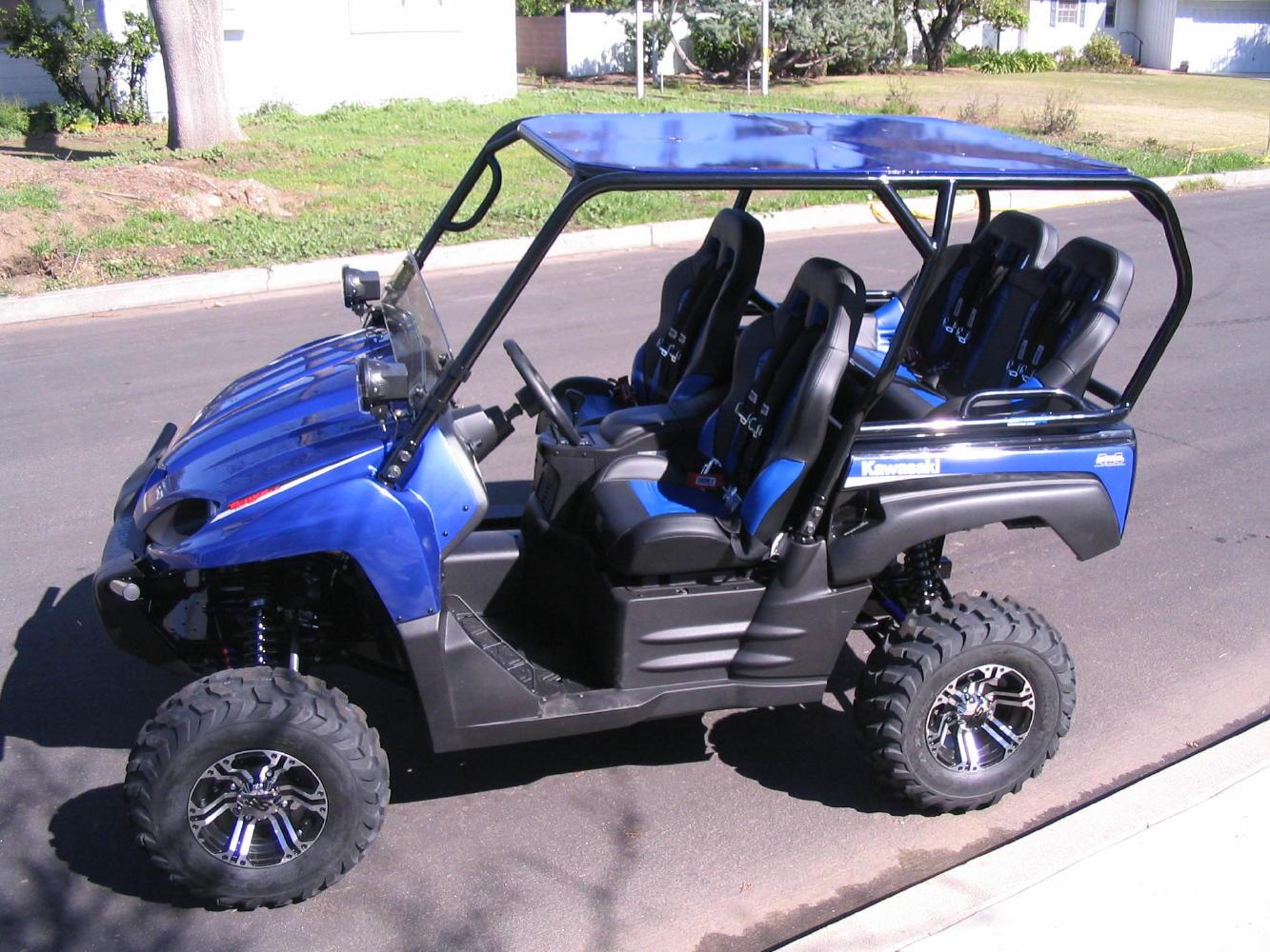 2009 teryx 4 seater for sale - kawasaki teryx forum