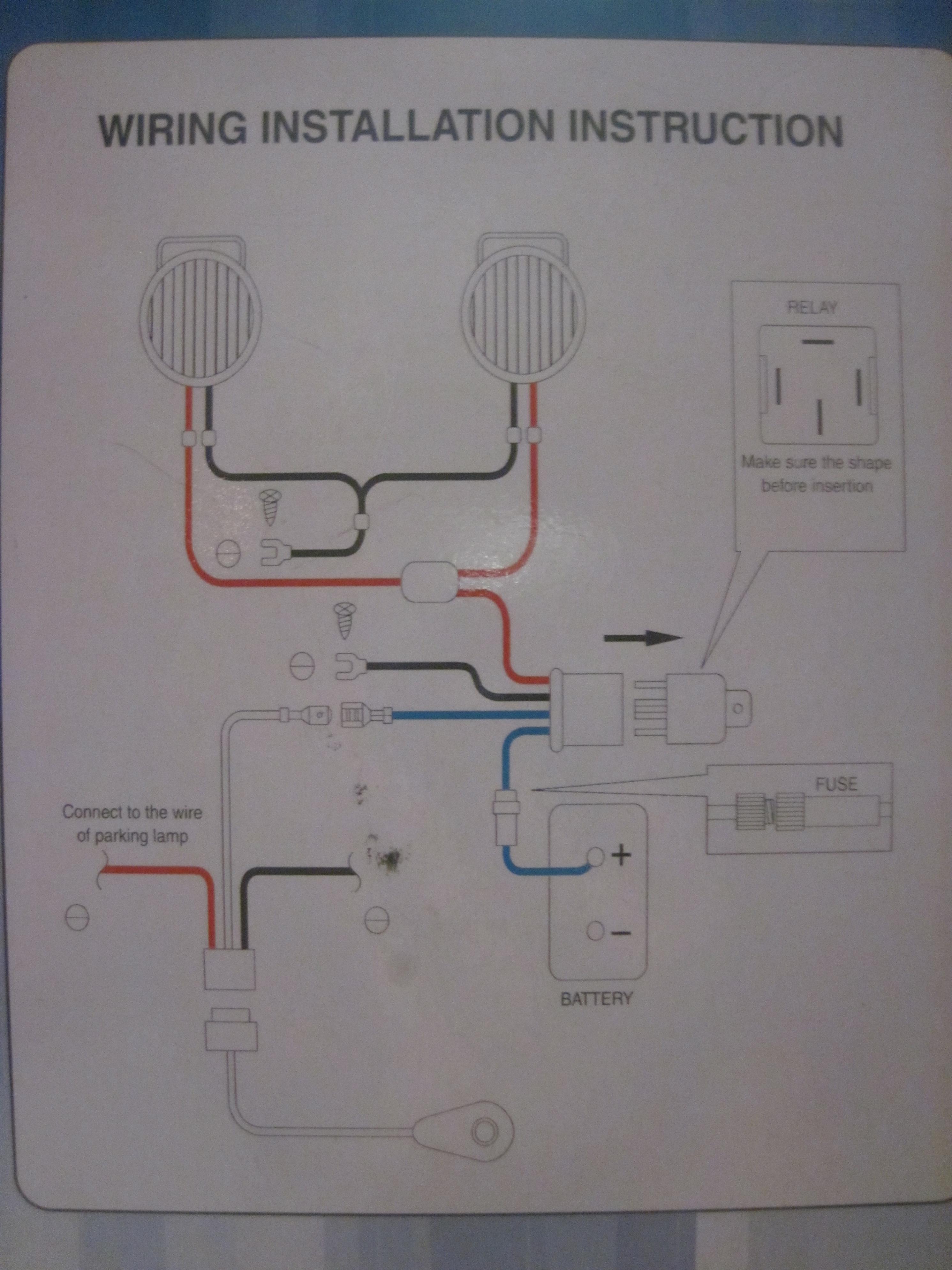 Help: Wiring Vision X lights | Kawasaki Teryx ForumKawasaki Teryx Forum