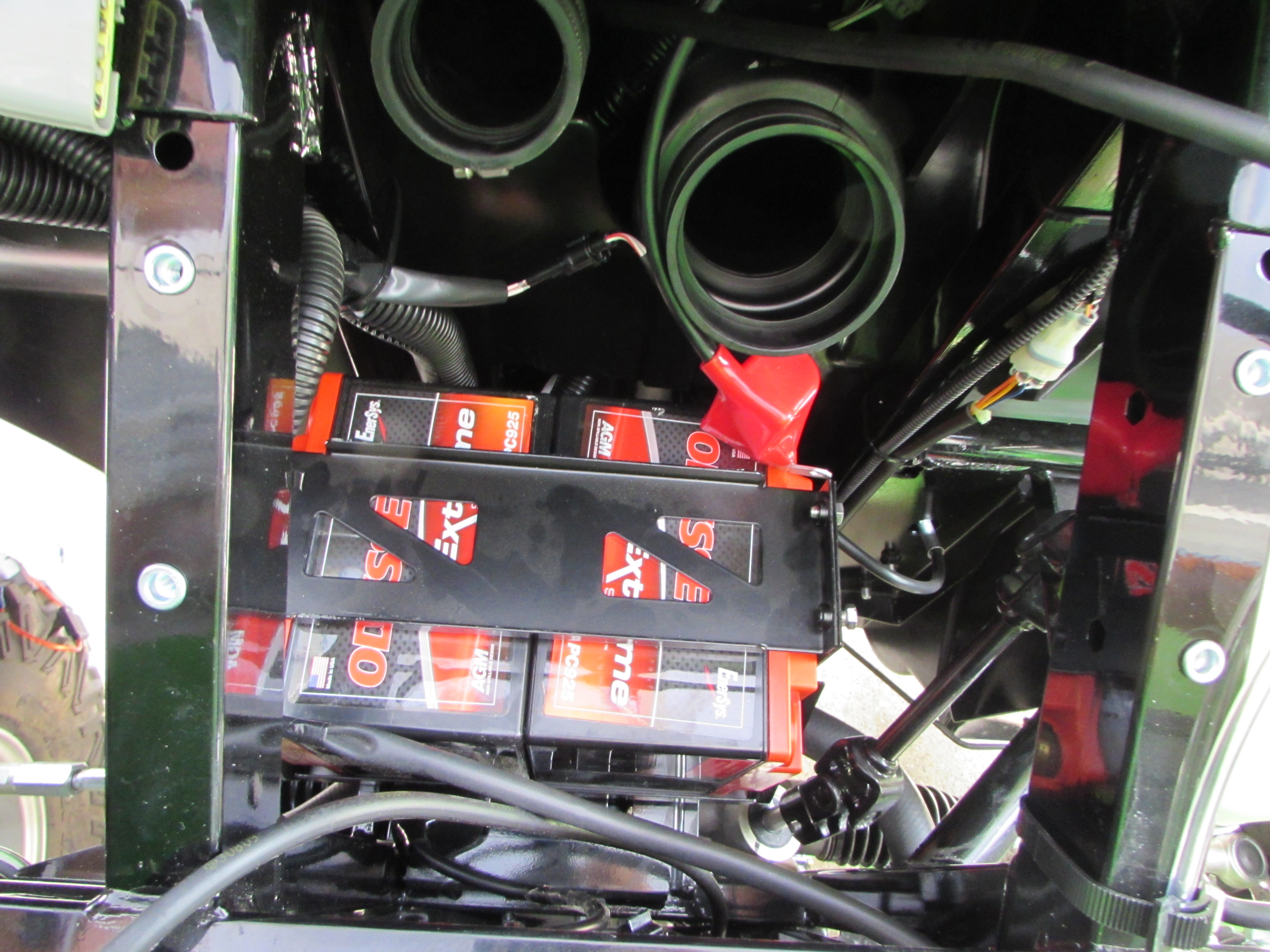 2014 Teryx Le 2 Seater Battery Options