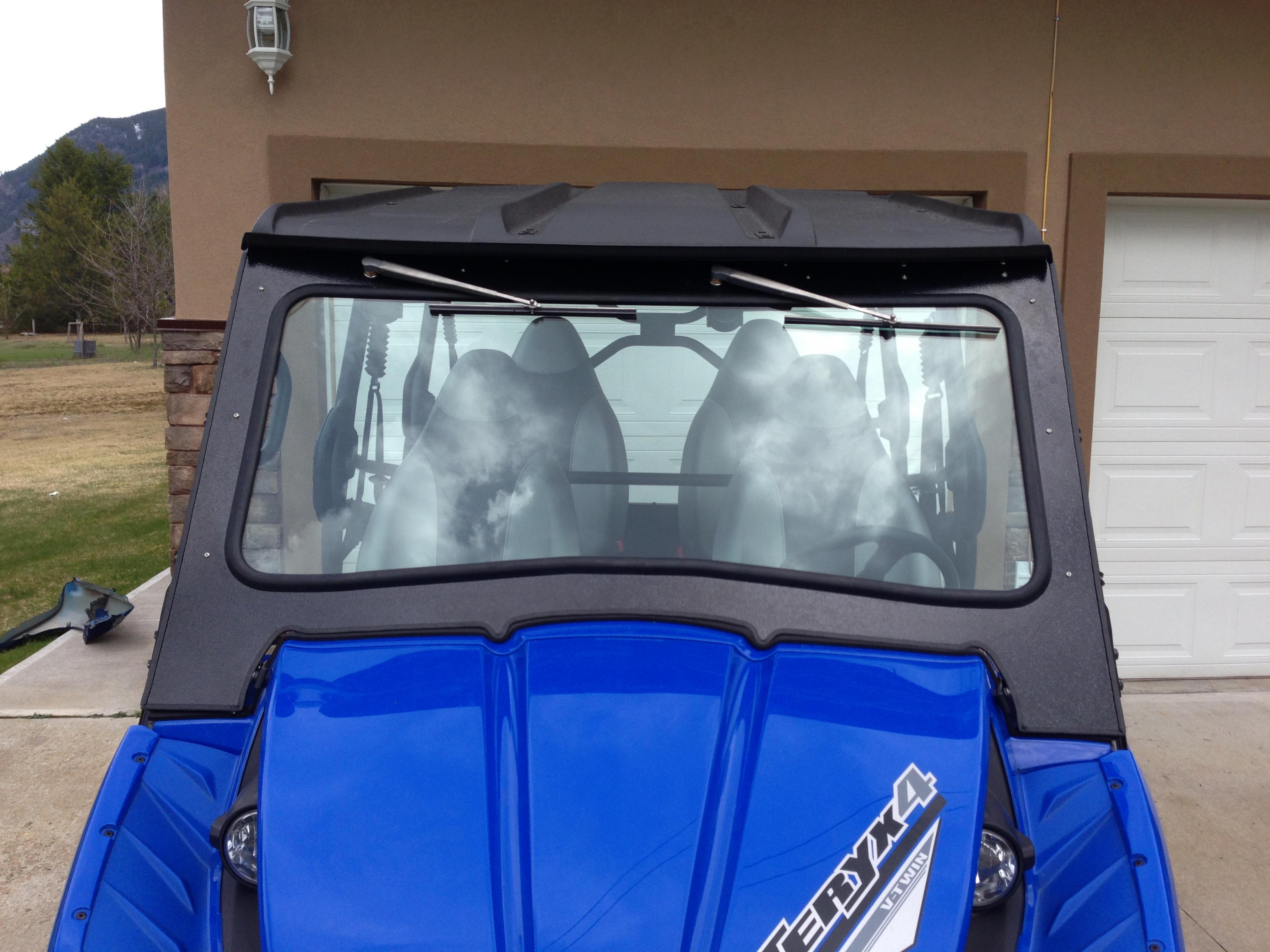 2012 teryx 4 windshield - kawasaki teryx forum