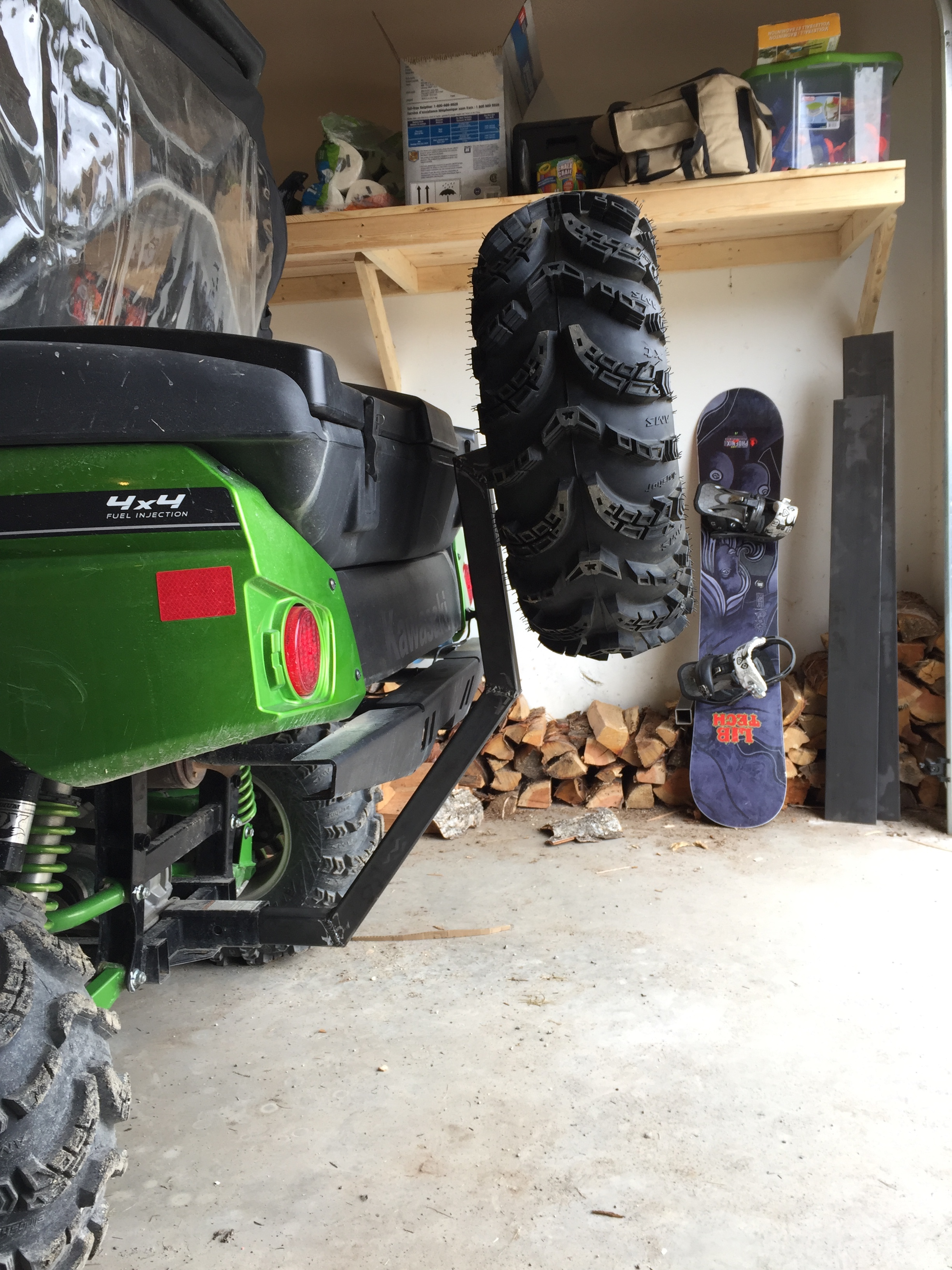 Spare Tire Carrier Kawasaki Teryx Forum Make Your Own Beautiful  HD Wallpapers, Images Over 1000+ [ralydesign.ml]