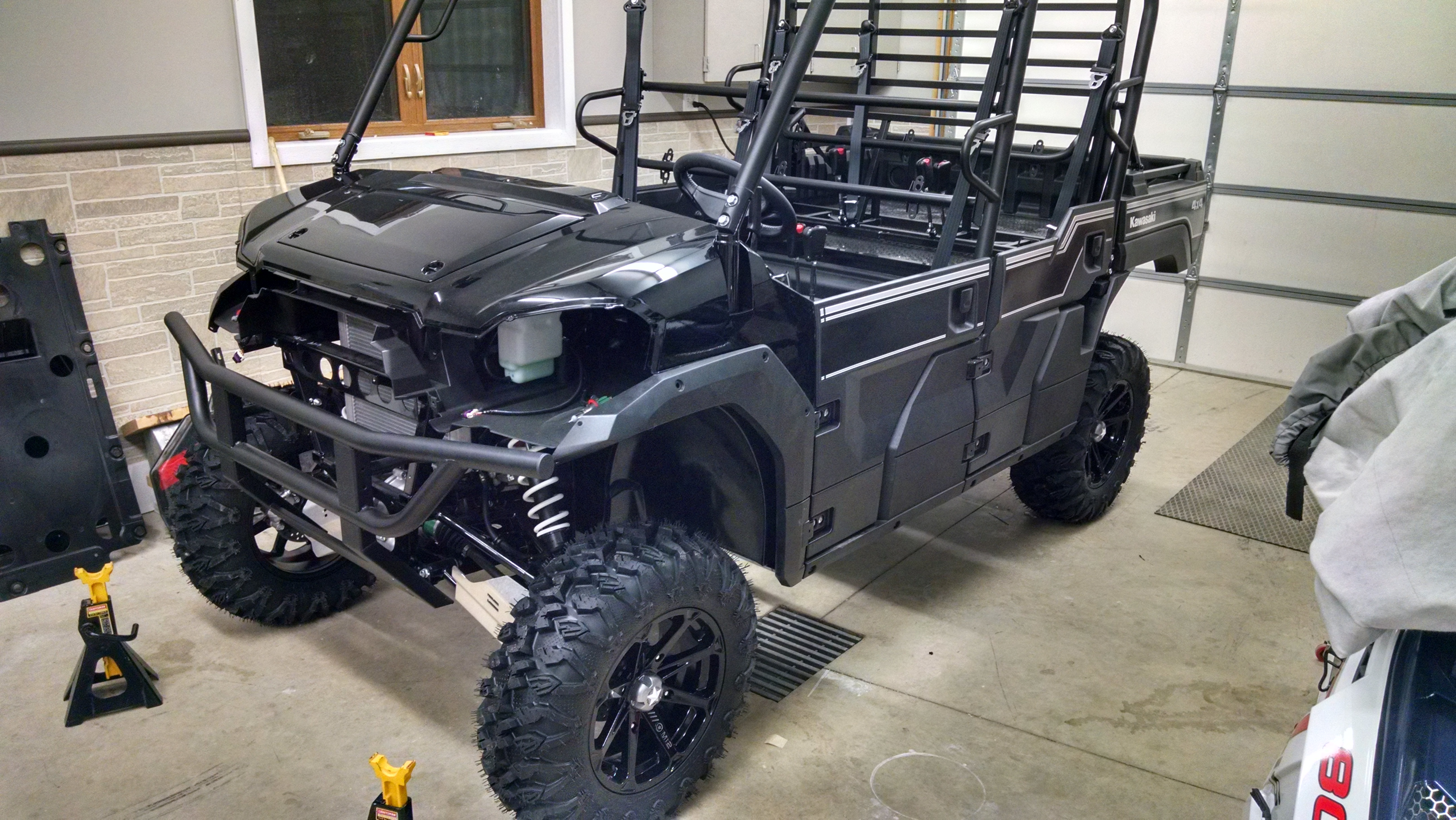 what about the new mule pro fxt? - page 7 - kawasaki teryx forum