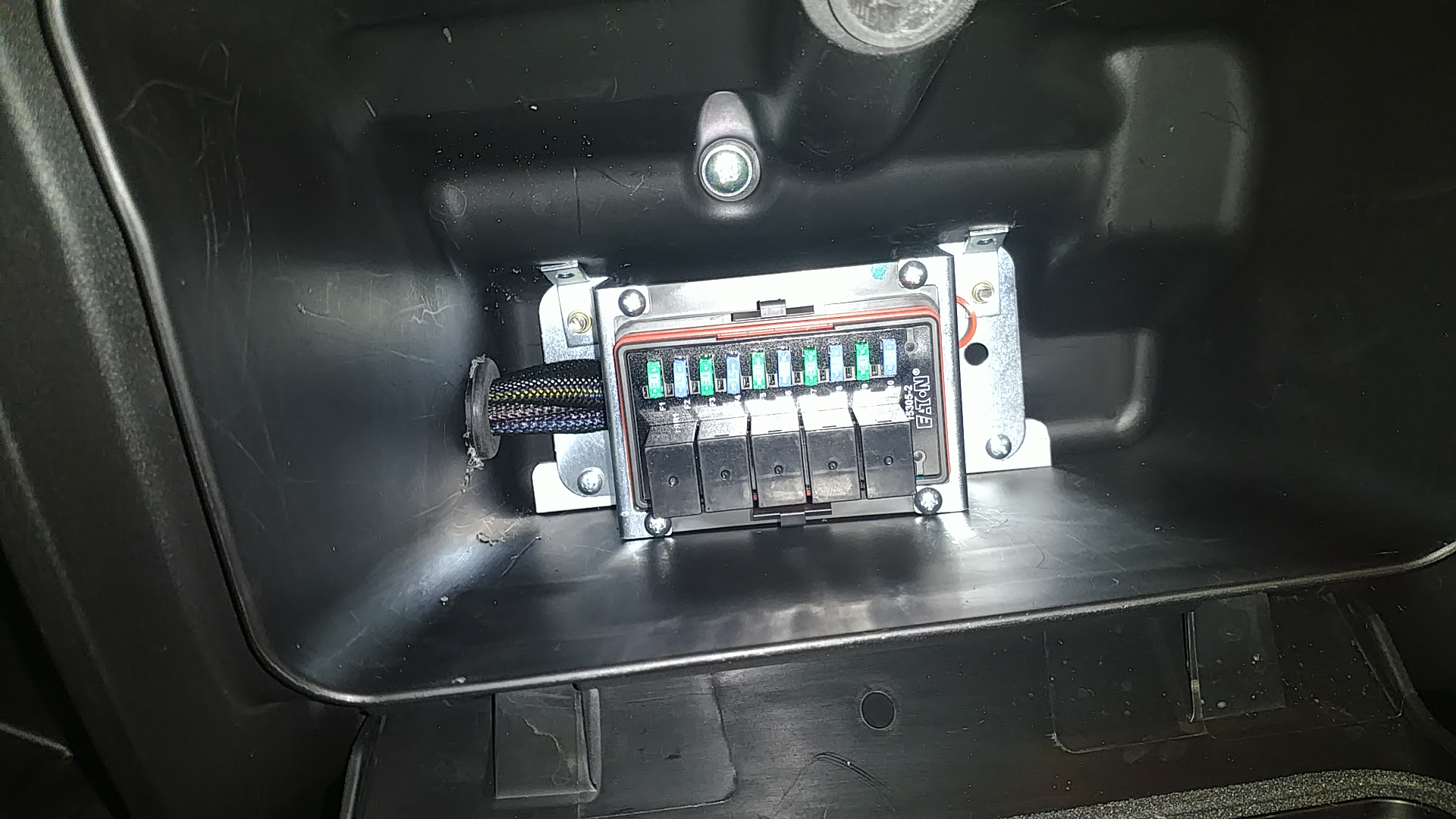Need Help Fuse Box Install Kawasaki Teryx Forum Location Of Fuses In Power Distribution To Click Image For Larger Version Name Img 20180312 110908 Views 139 Size 8373