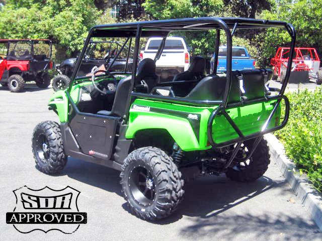 ... Click image for larger version Name MMC Teryx 2.jpg Views 1056 Size & SDR Teryx Half Doors... on sale! - Kawasaki Teryx Forum pezcame.com