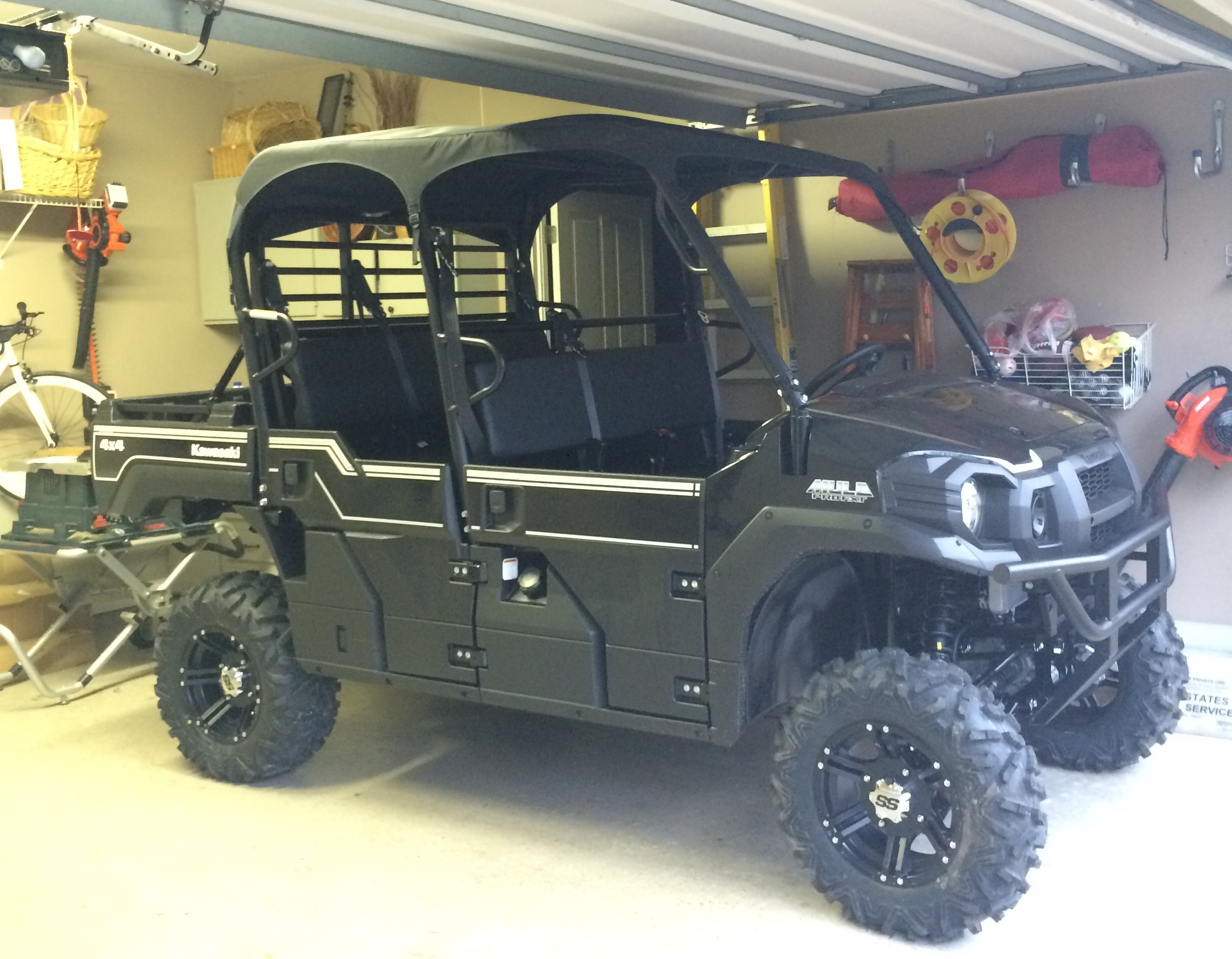 what about the new mule pro fxt? - page 10 - kawasaki teryx forum