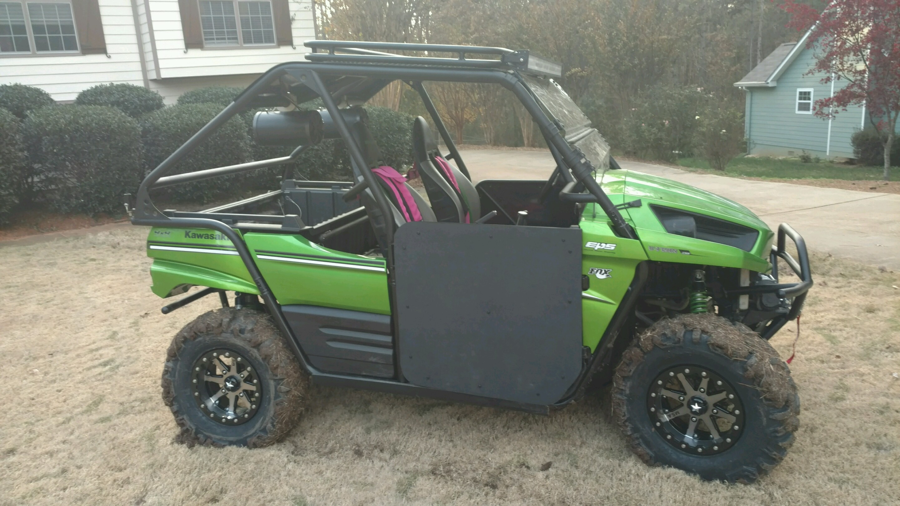 Love To See A Custom Roll Cage On A T4 Page 2 Kawasaki