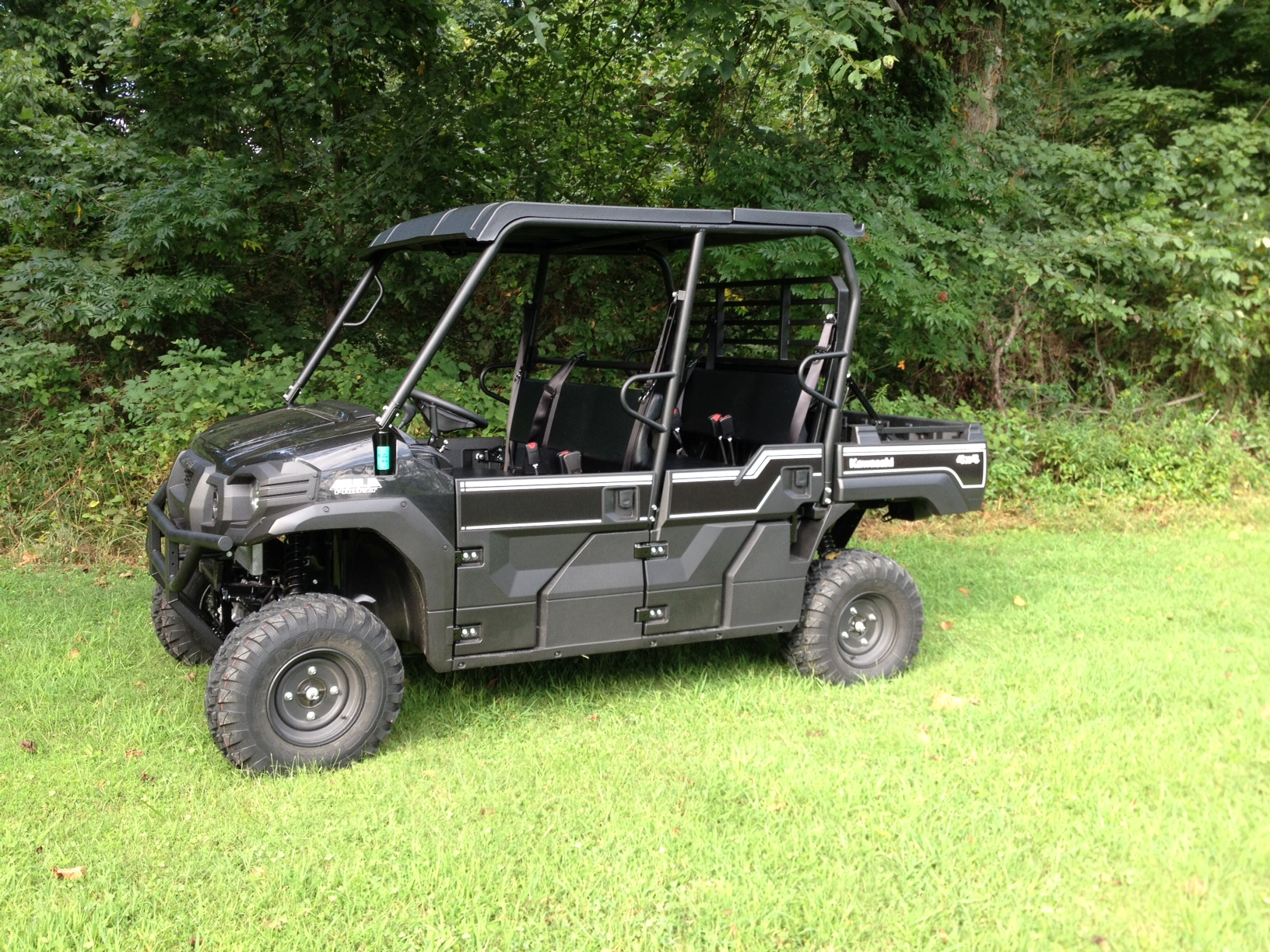 what about the new mule pro fxt? - page 2 - kawasaki teryx forum