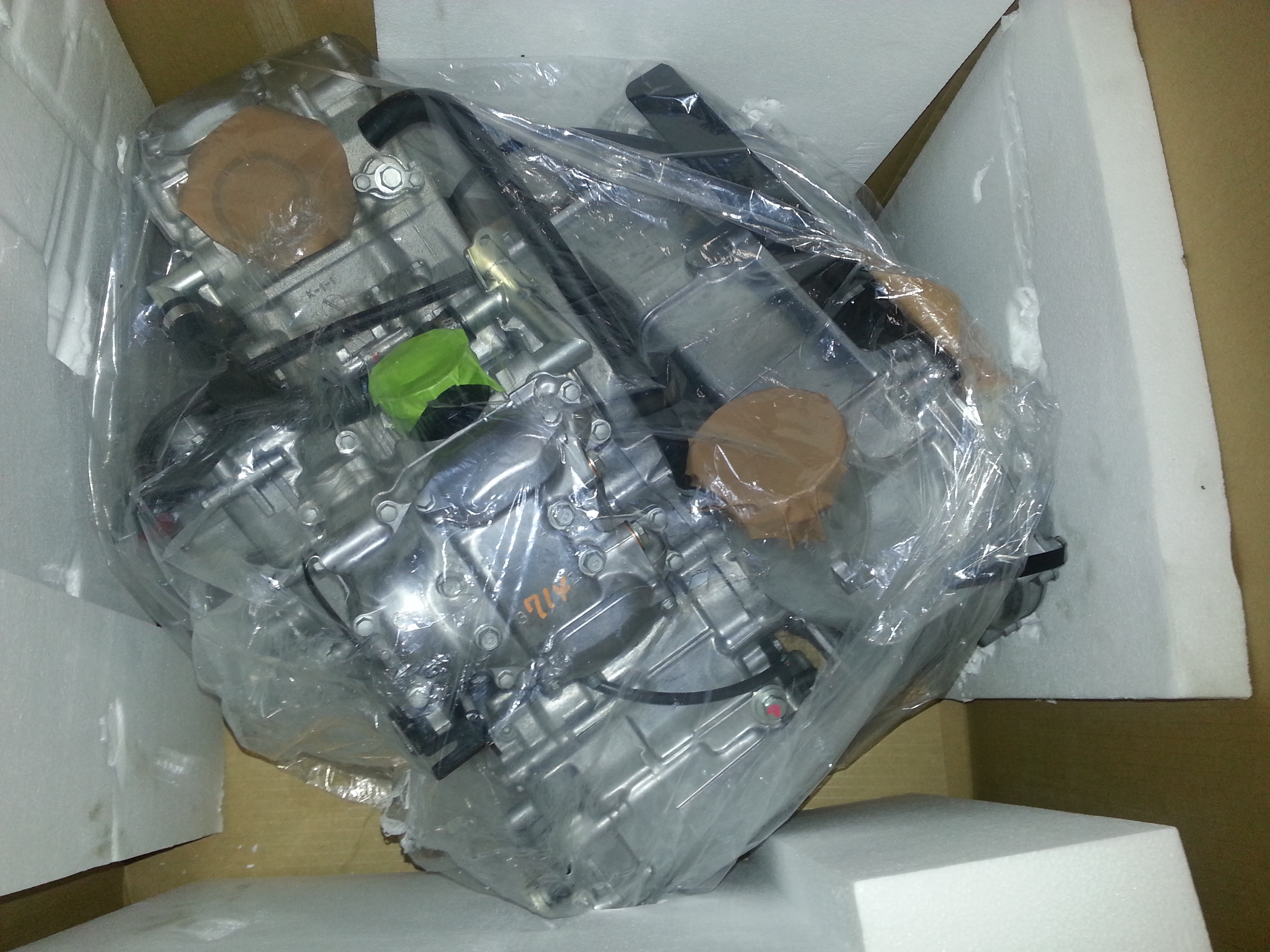 2013 T4 Engine New In Crate Cheap Kawasaki Teryx Forum