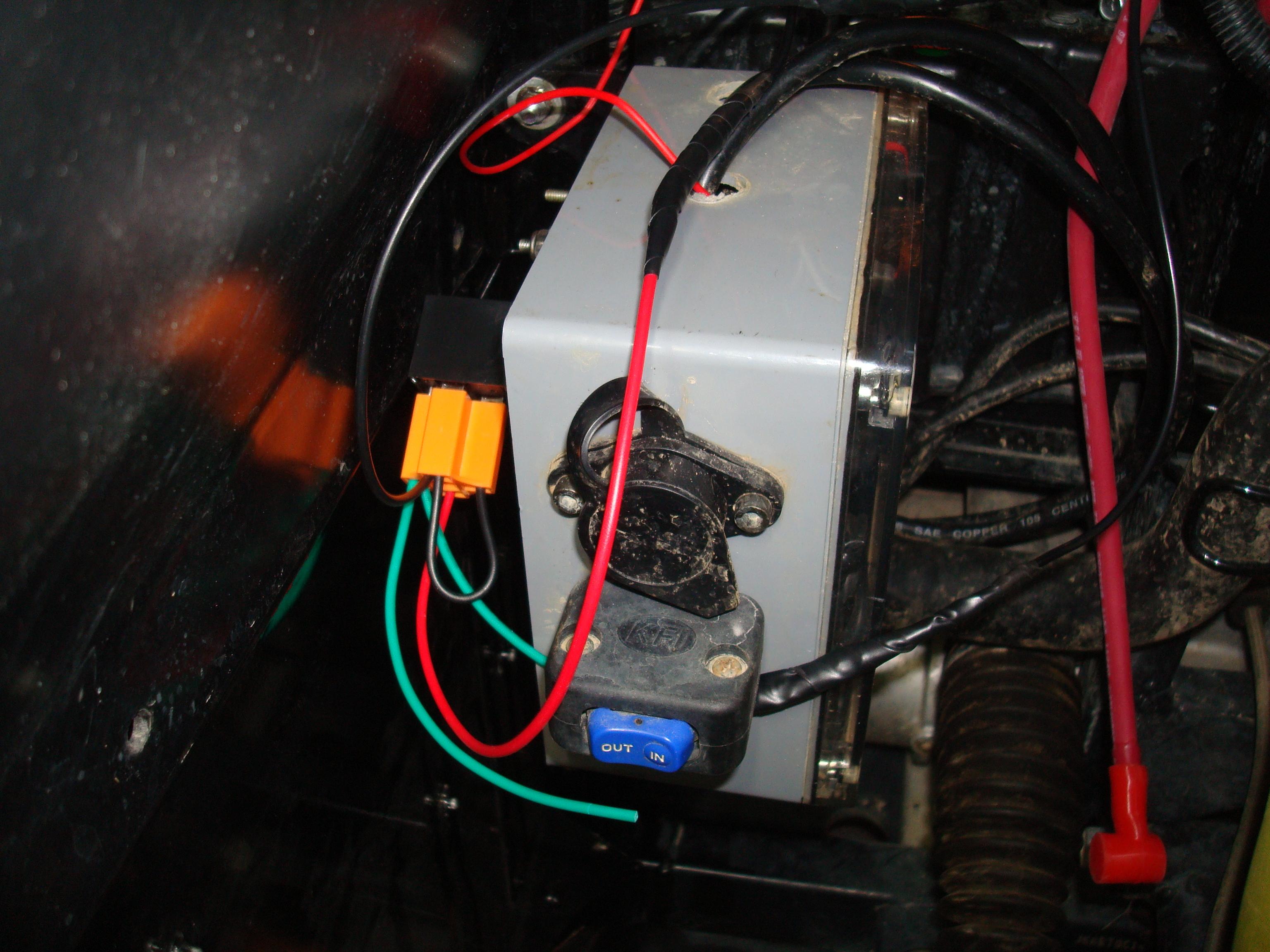 Teryx 4 2012 Battery 2 Fuse Box Kawasaki Forum Can Am Rally Click Image For Larger Version Name Teryx4 008