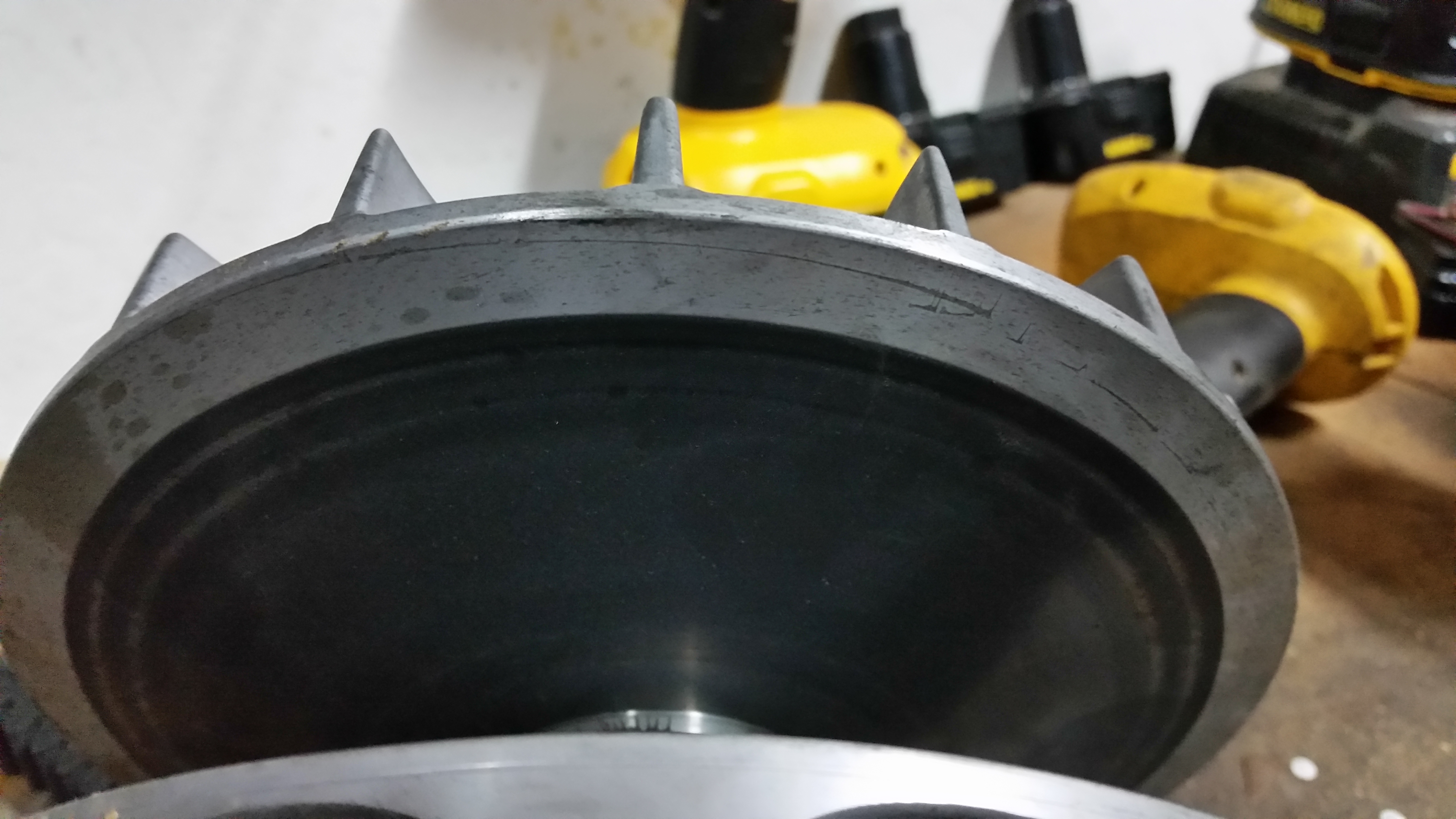 2012 T4 Secondary clutch catastrophic fail  See pics  - Kawasaki