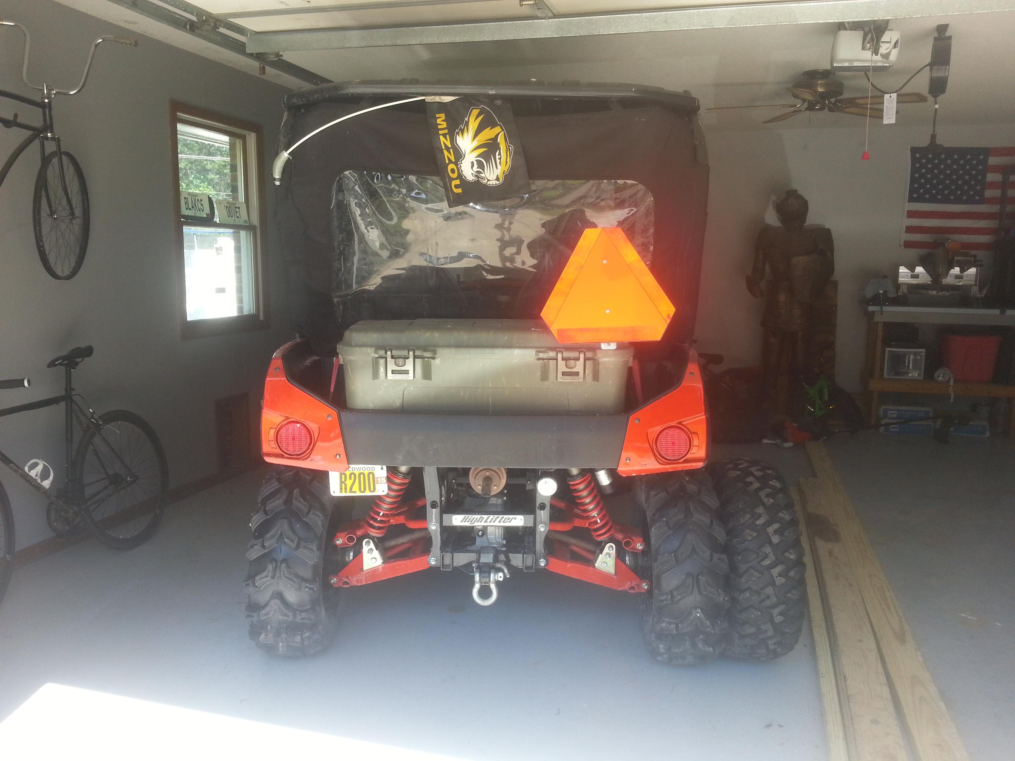 Outback Xlt 30x11 14 Kawasaki Teryx Forum
