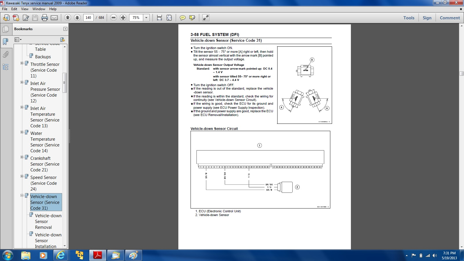 14192d1369010969 no power fuel pump ecu issues vds_2 no power to fuel pump ecu issues? kawasaki teryx forum Fuel Pump Wiring Harness Diagram at arjmand.co