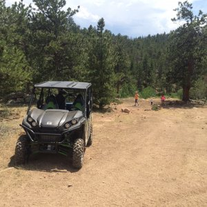 T4 at Pole Mountain WY
